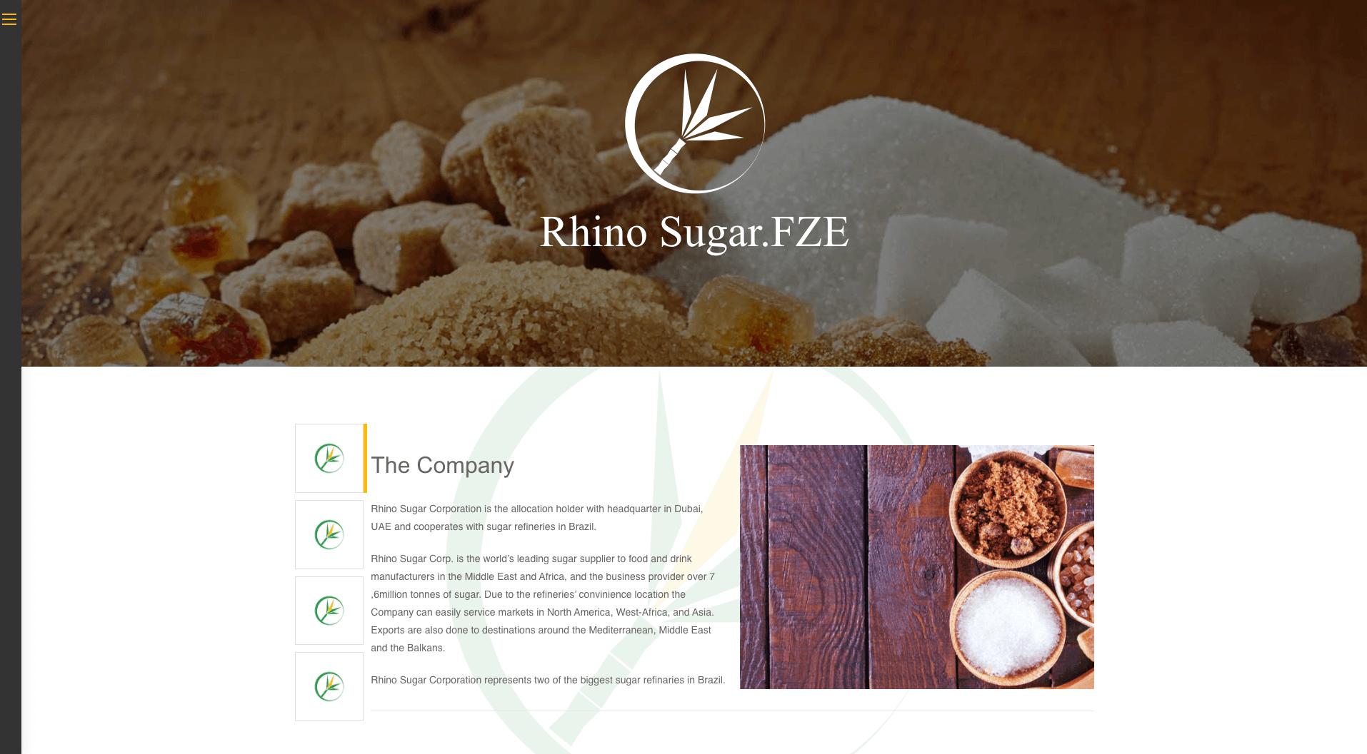 Rhino Sugar